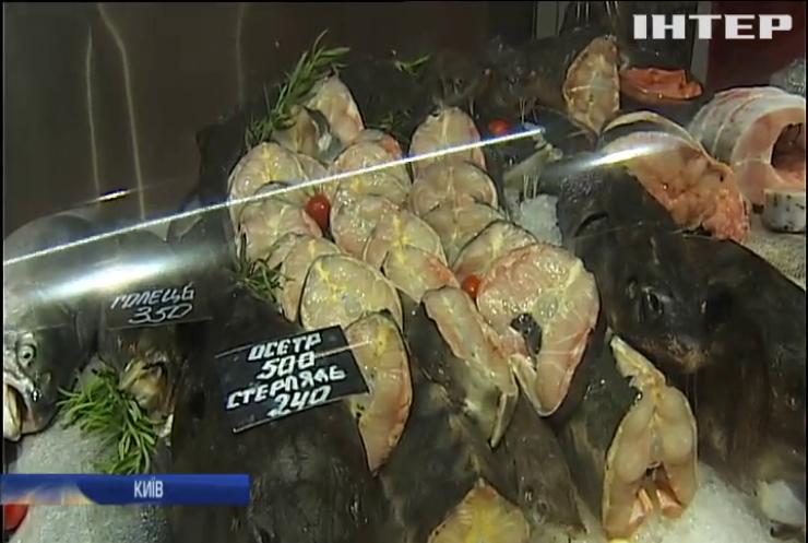Ринки України завалило браконьєрською рибою