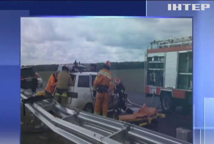 Жахлива аварія на Одеській трасі: четверо людей загинули