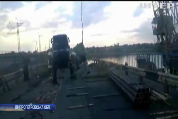 Обвал Олексіївського мосту: поліція встановила причину