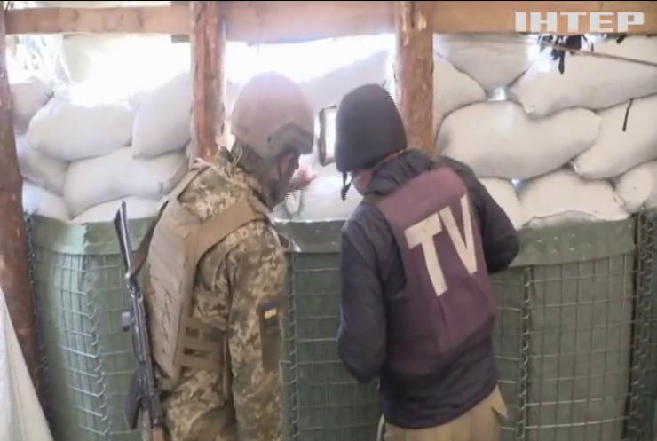 Війна на Донбасі: бойовики знову б'ють з артилерії