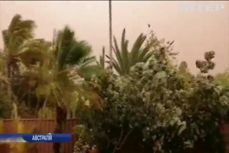 Захід Австралії накрило потужним штормом