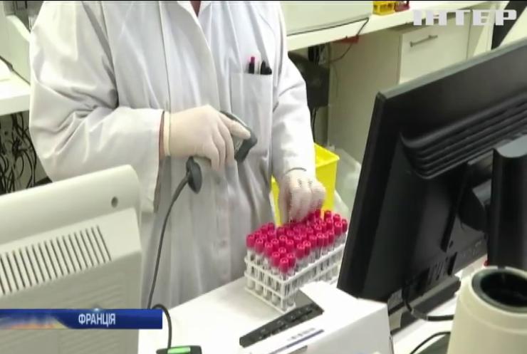 Французи розроблять супершвидкий тест на коронавірус