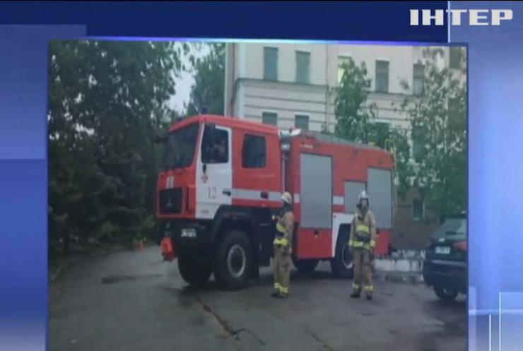 Пожежа в Олександрівській лікарні сталася через підпал - головний лікар