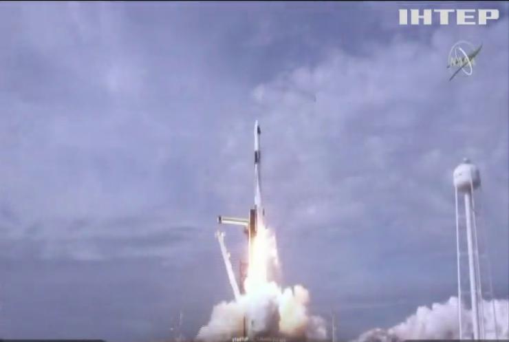 SpaceХ готується до запуску астронавтів на МКС
