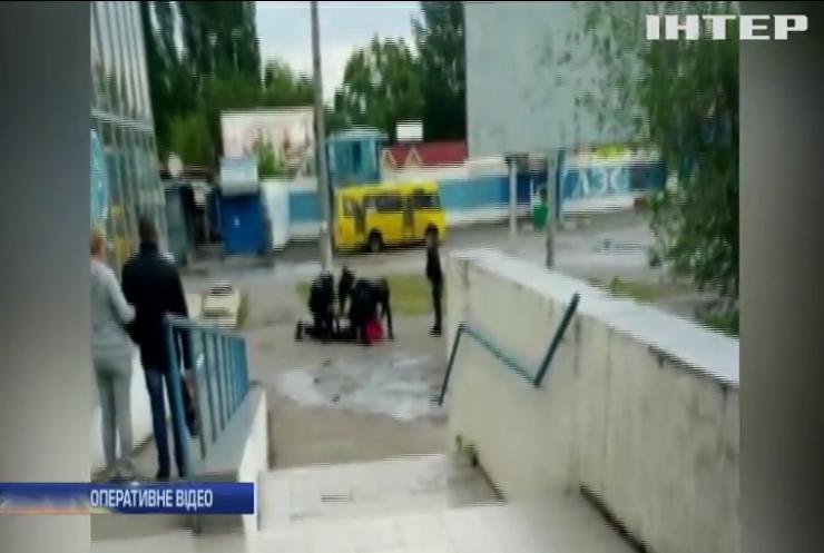 У Миколаєві затримали вуличного продавця боєприпасів