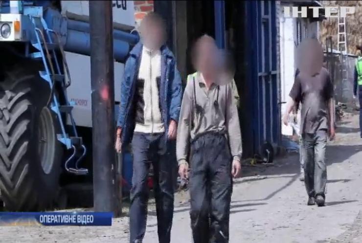 На Харківщині дев'ятьох людей звільнили з рабства