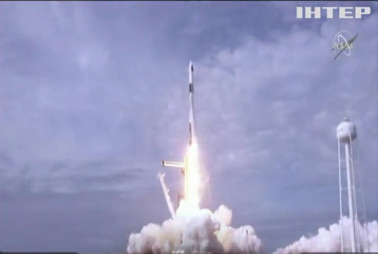 Історичний запуск: SpaceX уперше відправить астронавтів на Міжнародну космічну станцію