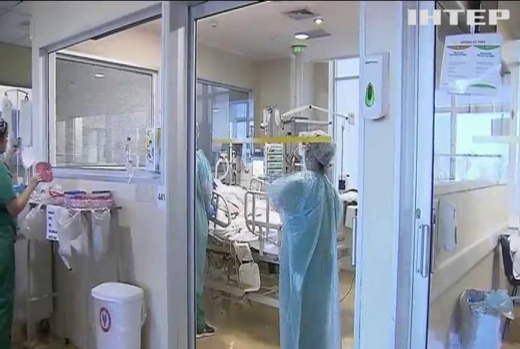 У США від коронавірусу померли майже сто тисяч людей