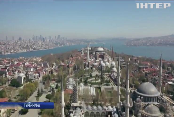 Туреччина відчиняє курорти для українських туристів
