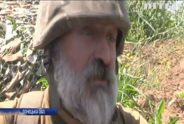 Війна на Донбасі: бойовики знову застосовують важке озброєння