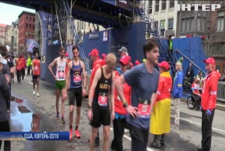 Вперше за 124 роки скасували Бостонський марафон