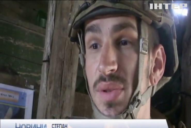 На Донбасі за добу зафіксували три ворожі обстріли