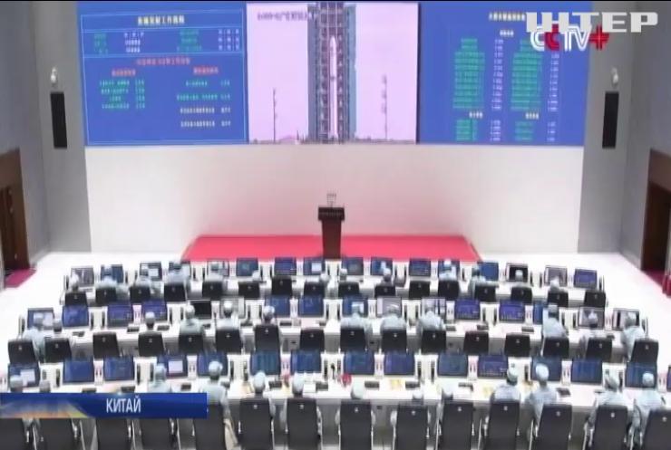 Китайська ракета вивела на орбіту супутники навігації