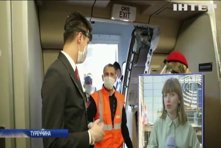 З якими країнами відновлює авіасполучення Україна