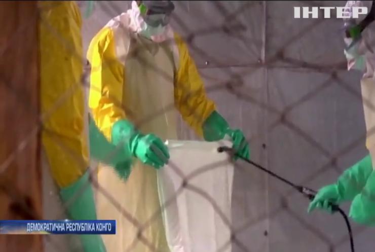 Лихоманка Еболи повертається: медики зафіксували спалах у Конго