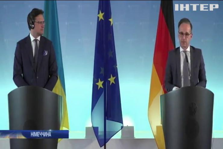Перша іноземна делегація: у  Німеччині обговорять важливі для України питання
