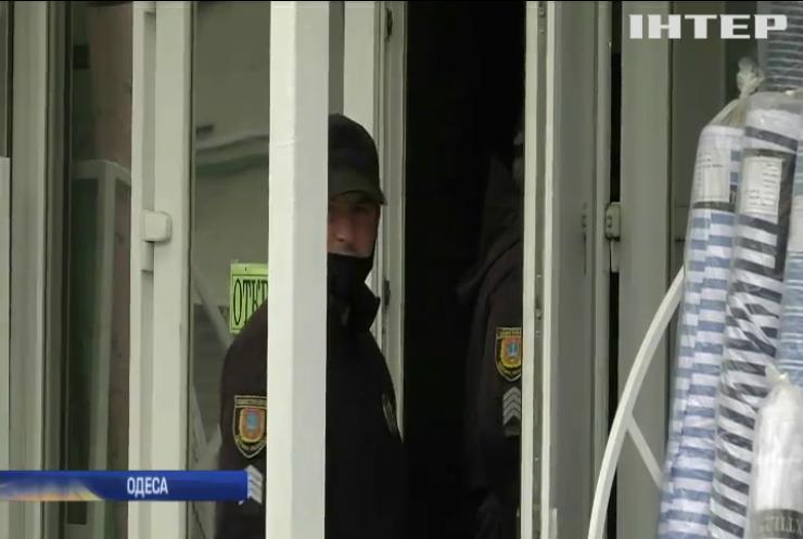 В Одесі на товарному ринку влаштували кримінальні розбірки: що не поділили