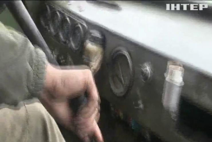 Доба на Донбасі: один військовий поранений