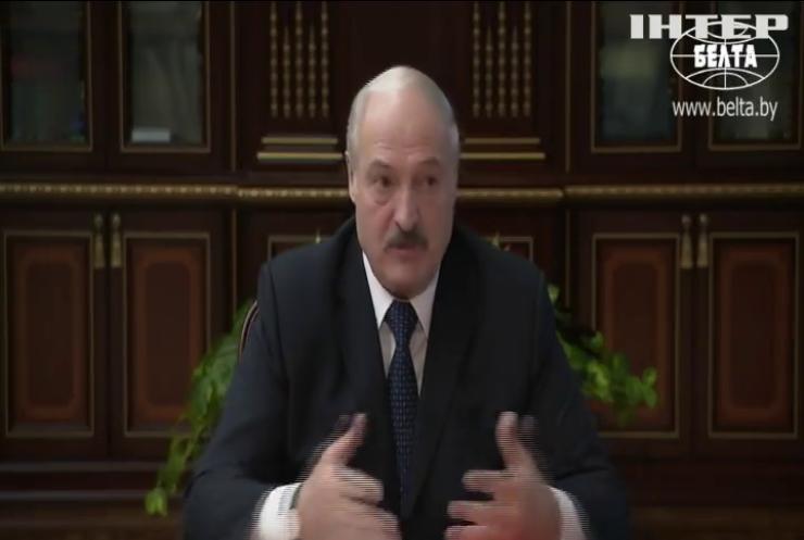 Олександр Лукашенко розігнав уряд Білорусі