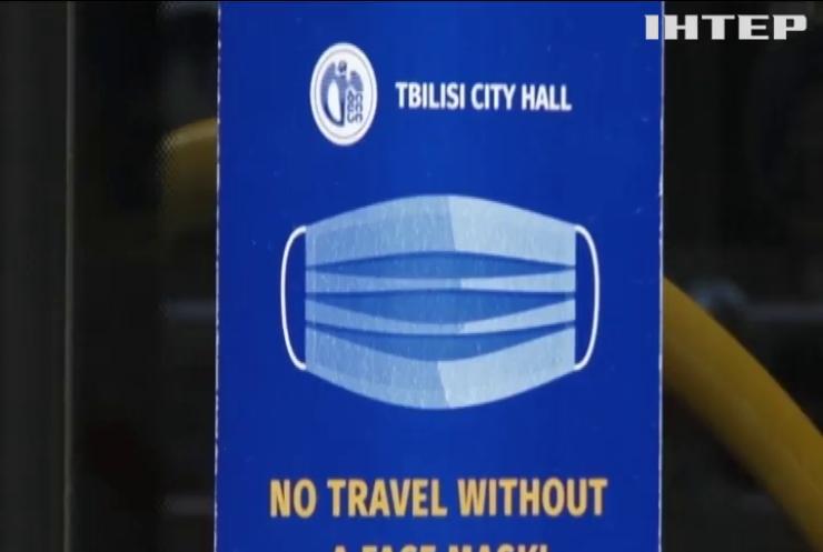 У Грузії назвали умови для в'їзду туристів