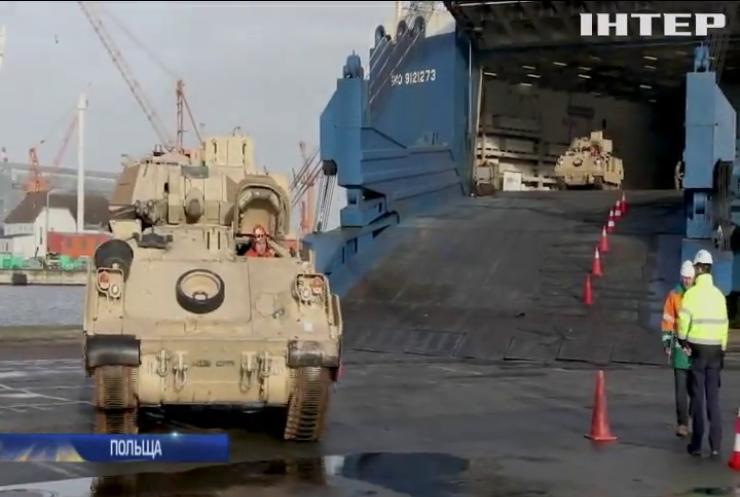У Польщі стартували масштабні військові навчання Defender-Europe