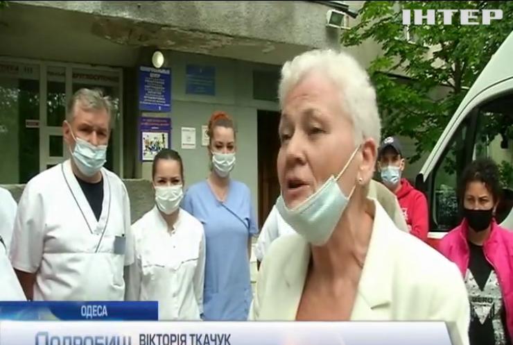 """Руйнівна медреформа: """"Опозиційна платформа - За життя"""" закликає врятувати унікальний дитячий медзаклад на Одещині"""