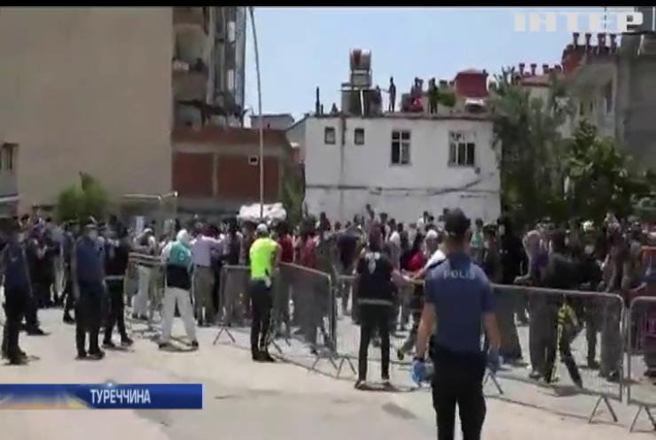 Чому жителі турецької Анталії побилися з поліцією