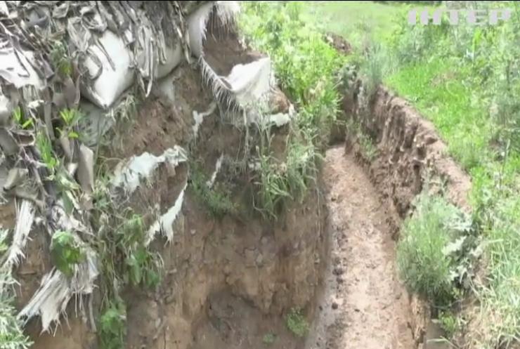 Війна на Донбасі: бойовики  активізувалися біля Красногорівки