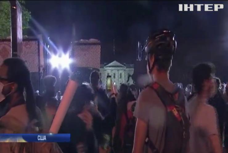 Протести у США: троє поліцейських отримали серйозні поранення