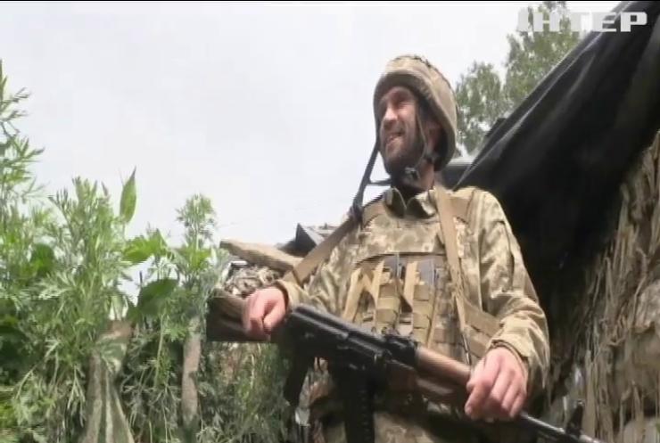 Біля Богданівки та Чермалика бойовики вели вогонь із ракетних комплексів
