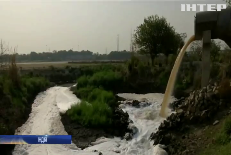 Карантин очистив священну річку Індії