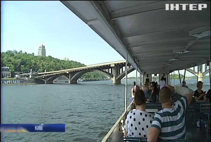 Послаблення карантину: у Києві відкриваються зони відпочинку