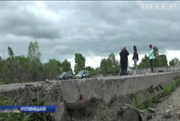 У Кропивницькому під носом правоохоронців пограбували аеропорт