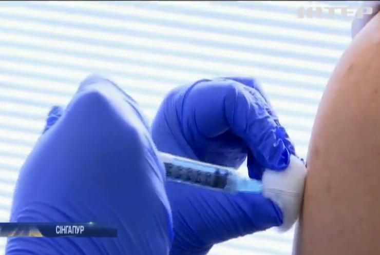 У Сінгапурі почали тестувати ліки від COVID-19