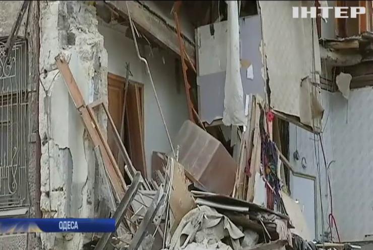 """Обвал житлового будинку: в """"Опозиційній платформі - За життя"""" обурені масовою забудовою історичної зони Одеси"""