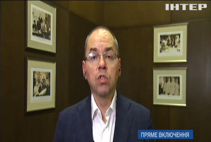 Степанов попередив про посилення карантину