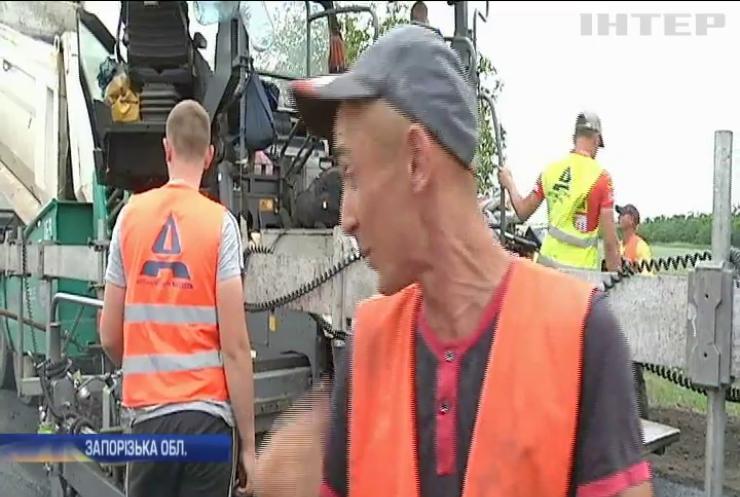 """""""Велике будівництво"""": коли відкриють головну транспортну артерію Запоріжжя?"""