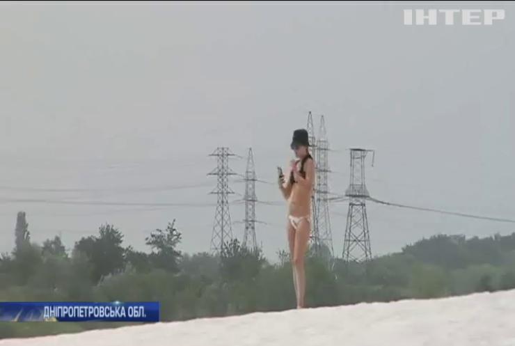 """""""Відпочивай вдома"""": на Дніпропетровщині з'явився унікальний еко-курорт"""