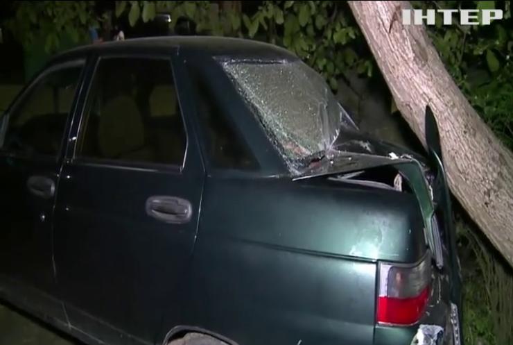 ДТП на Вінниччині: нетвереза водійка розчавила чотирьох дітей