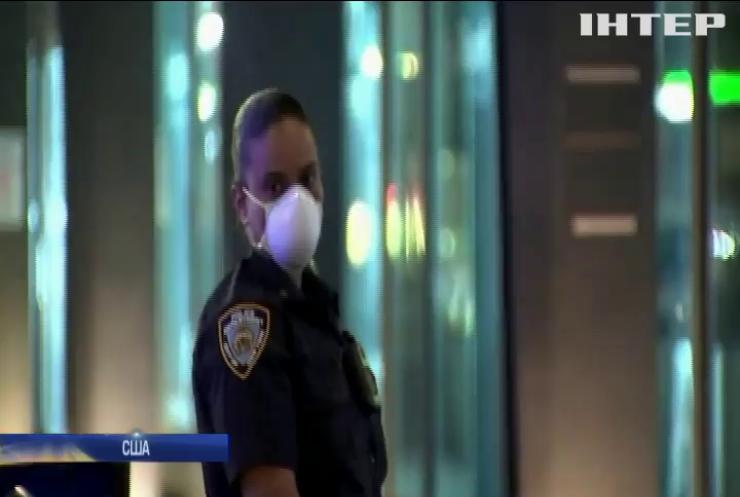 У Нью-Йорку розслідують отруєння поліцейських