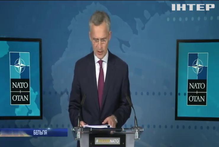 Україну отримала в НАТО статус партнера з розширеними можливостями