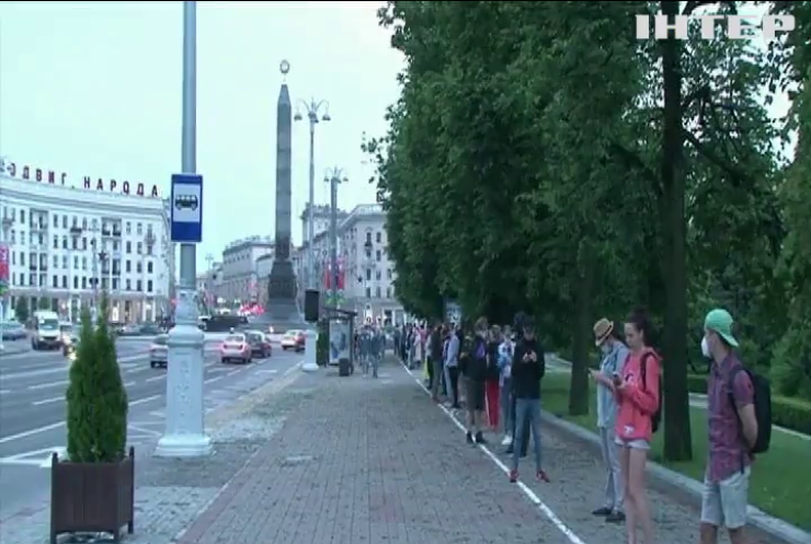 Затримання опозиційного кандидата в президенти сколихнуло хвилю громадського невдоволення у Мінську
