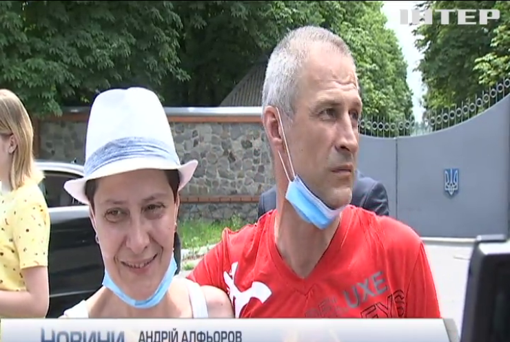 Українські моряки повернулись із лівійської в'язниці
