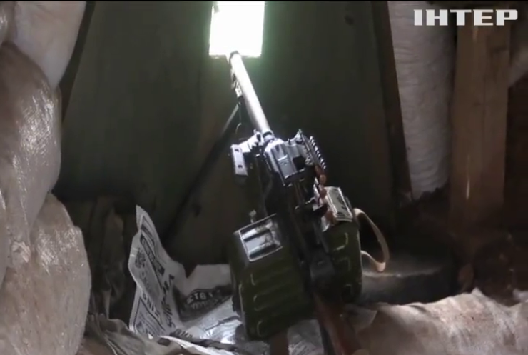 Війна на Сході: на Луганському напрямку загострилася ситуація