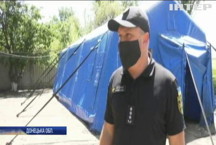 На Донбасі бойовики відмовляються відкривати контрольні пункти на лінії розмежування