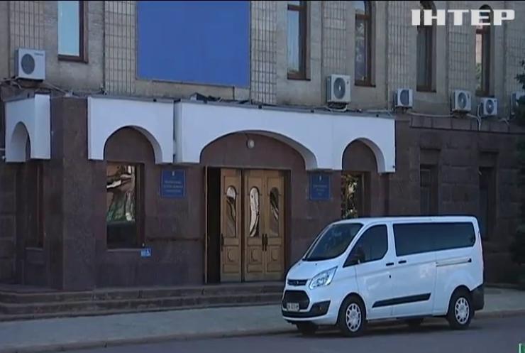 У Кіровоградській ОДА провели обшуки після звільнення губернатора