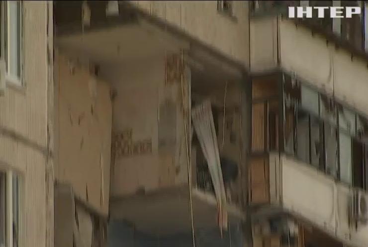 Вибух на Позняках: будинок повністю демонтують