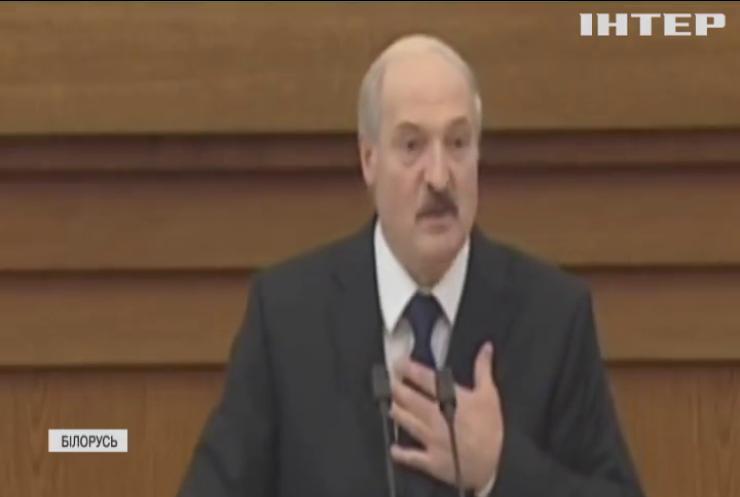 Президент Білорусі вперше за 20 років бореться за владу