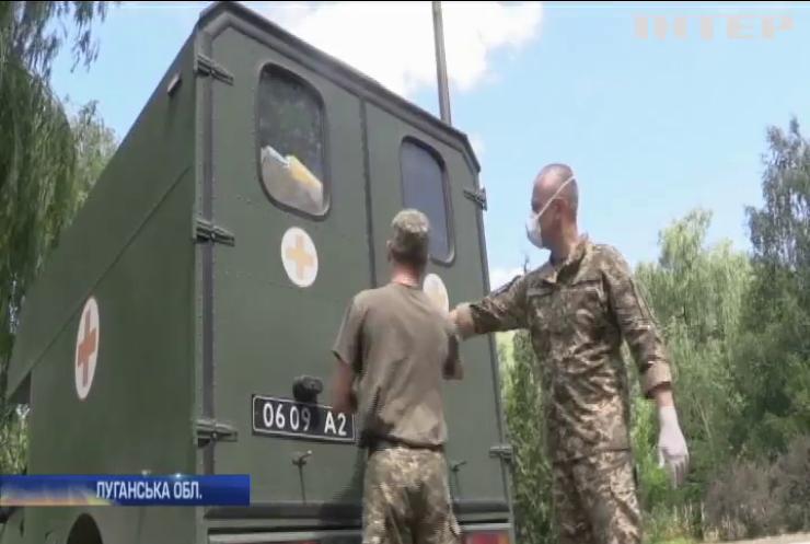 """""""Допомога Схід"""": медзаклади прифронтової зони отримали гуманітарний вантаж від ЗСУ"""