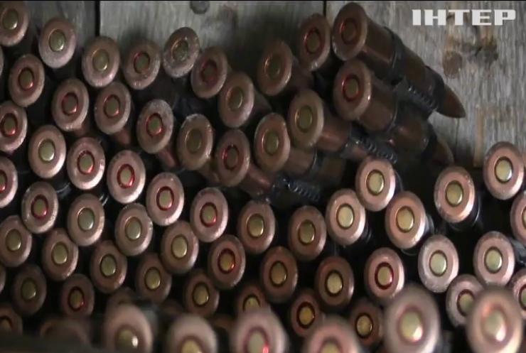 Біля хутора Вільного та Кримського бойовики вели вогонь із мінометів